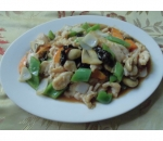 34a. Chicken in Sichuan