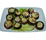 Stuffed mushrooms in French
