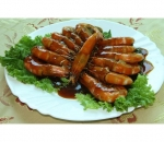 100a. Royal shrimp with soy sauce