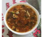 21. Hot-sour soup