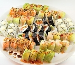 Dragon sushi set 52 pcs.