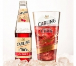 Carling Cider Cherry