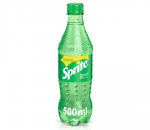 Sprite with lemon and lime flavor