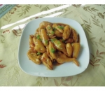 106. Fried eggplant Chinese Yushian