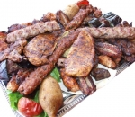 Plate for party