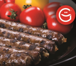 Veal sausages 5 pcs