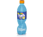 Fanta Madness with lemon and elderberry flavor