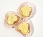 White Belgian Chocolate Candy