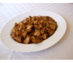 105. Stewed potatoes in soy sauce