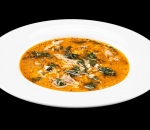 NEW Lamb soup with spinach, rice and egg