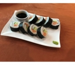 217a. Sushi with salmon