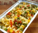 LENT RISOTTO WITH VEGETABLES