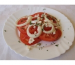 B1. Tomatoes sliced