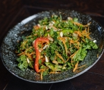 Salad with kale