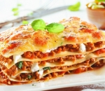 Lasagna with Bolognese stew