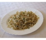 104. Fried soy sprouts
