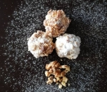 Buttery Snowballs With Nuts