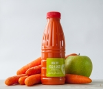 Apple and carrot juice