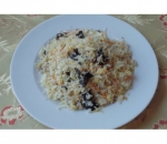 111. Rice with vegetables and eggs
