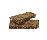 Protein bar with wholemeal biscuits