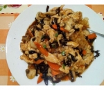 33. Chicken with mushroom Fantasy