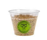 Protein chia with wholemeal biscuits