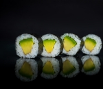 Hosomaki avocado 4pcs