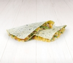 Vegetarian quesadlia