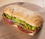 Sandwich with Milano
