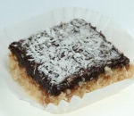 Pastichini with coconut and chocolate