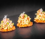 Mini Tartare Crab