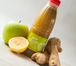Ginger kick-apple, lemon, 2x ginger