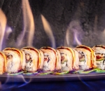 Sushi Fire Dragon
