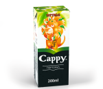 Cappy Orange Nectar