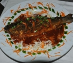 218. Fried trout