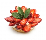 Tartlet strawberry/raspberry