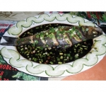 228. Boiled Sea Bream in Hong Kong