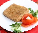 Breaded cheese