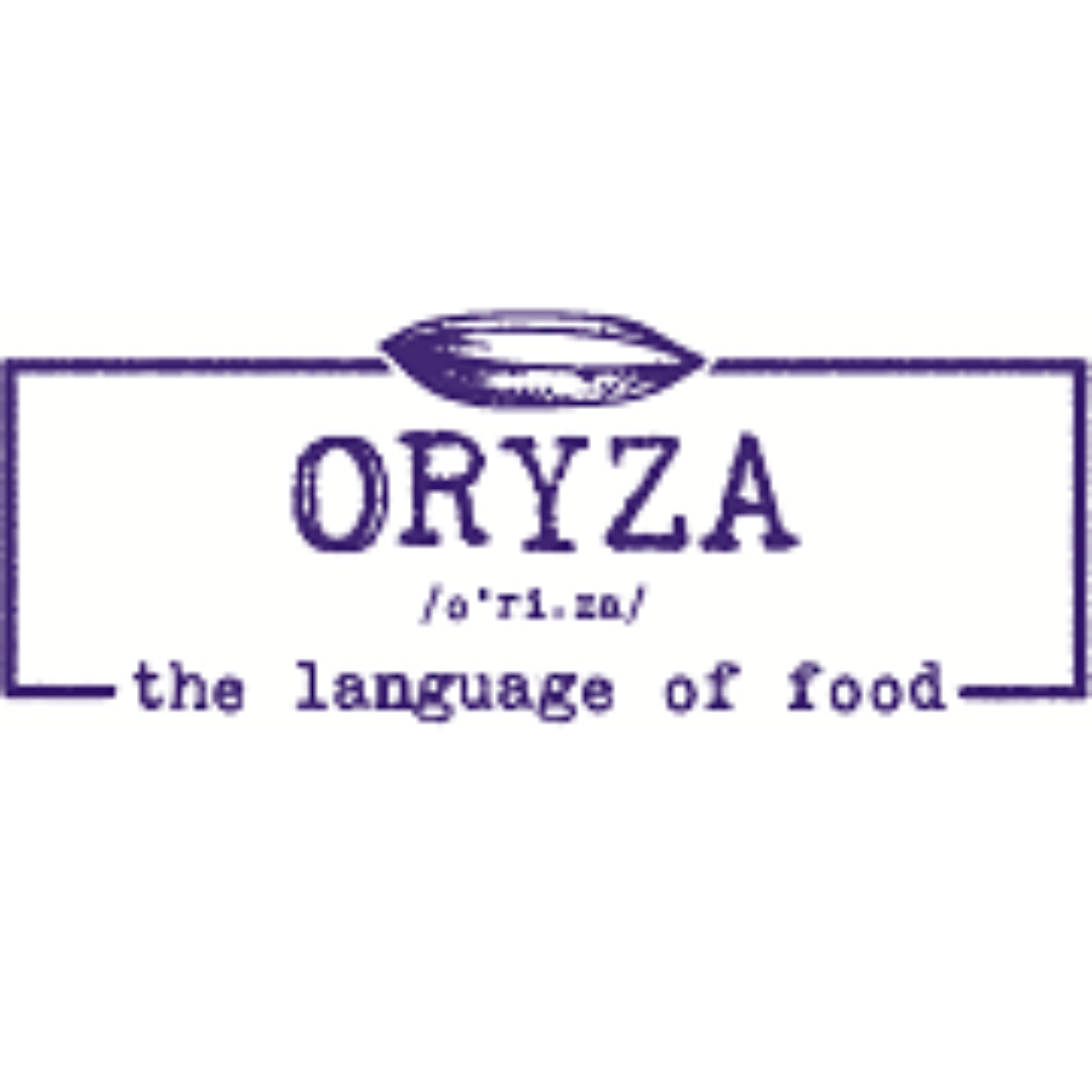 ORYZA Food Truck